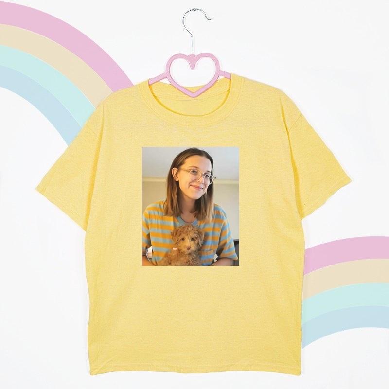 t-shirt MILLIE BOBBY BROWN