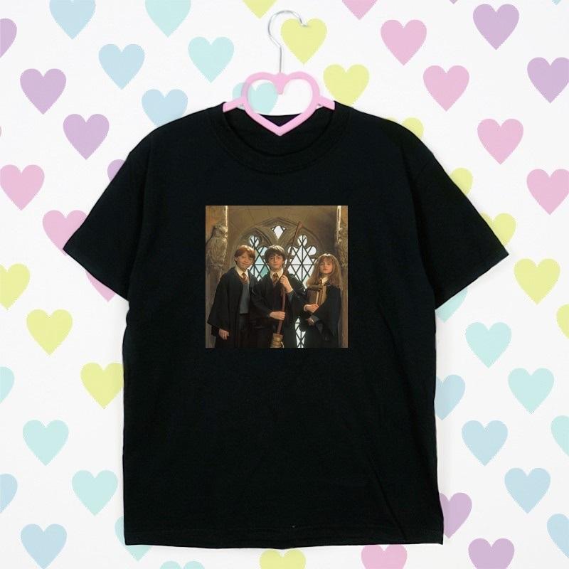 t-shirt HP FIRENDS